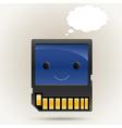 Memory Boy vector image