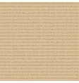 modern cardboard texture background vector image