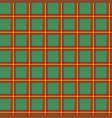 seamless background of scotch cage vector image vector image
