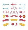 Arrow web icon vector image vector image