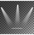 Spotlights Light Effects vector image