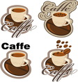 CAFFEE resize vector image vector image