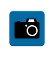 camera app button vector image
