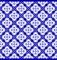 pattern 18 0079 vector image vector image