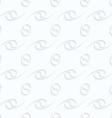 Quilling paper diagonal arcs fastened vector image vector image