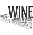 what wine goes with my chicken salad sandwich vector image vector image
