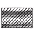 insulating material imperial units in the vector image vector image