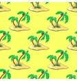 PalmsPattern vector image