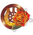 Gypsy logo vector image vector image