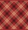 tartan merry christmas check seamless patterns vector image vector image