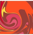 Abstract colored bright energy background vector image vector image