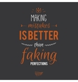 Inspirational and motivational quotes vector image