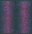 pattern-fish-blue-pink vector image vector image