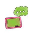 school supplies icon image vector image vector image