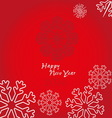 christmas and new year1 04 01 resize vector image vector image
