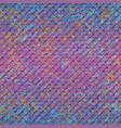 pattern-pink-fish vector image vector image