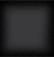 halftone color cartoon retro background theme vector image