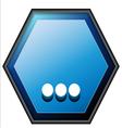 Next button vector image vector image