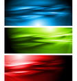 Bright abstract banners vector | Price: 1 Credit (USD $1)