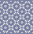 ornamental abstract geometric seamless pattern vector image