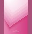 trendy covers flat design simple blending overlap vector image vector image