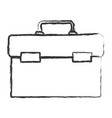 monochrome blurred silhouette of plumbing tool kit vector image vector image