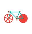 Road Bike vector image