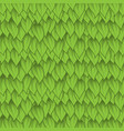 green leaves wallpaper vector image vector image