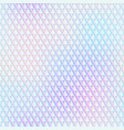 holographic triangle texture vector image