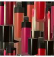 lip gloss vector image