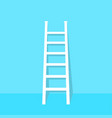 icon ladder vector image vector image