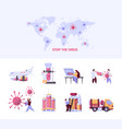 prevention vaccine healthcare symbols liquid vector image vector image
