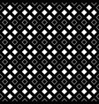 seamless abstract diagonal square pattern vector image vector image