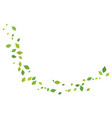 Ecology nature element icon vector image