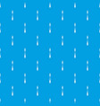scraper pattern seamless blue vector image vector image