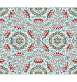 Abstract Seamless Festive pattern vector image vector image