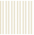 classic golden lines seamless fabric texture vector image vector image
