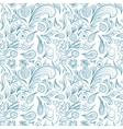 Tropical Outline Pattern vector image