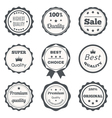 vintage badges Best choice premium quality highest vector image