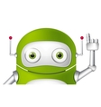 Cartoon Character Android vector image