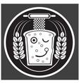 hand drawn bakery logos badges emblems vector image