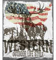 vintage outdoor vintage graphics t-shirt graphic vector image