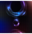 Disco nigth abstract background vector image vector image