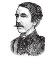 sir garnet j wolseley vintage vector image vector image