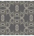 Vintage Luxury ornament pattern vector image vector image