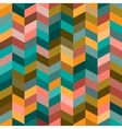 Abstract mosaic bright background vector image