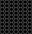 geometric braided mesh shape pattern background vector image