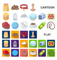 pet shop cartoon icons in set collection for vector image vector image