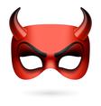 Mask Devil vector image vector image