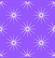 seamless pattern on the purple background vector image